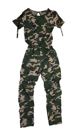 1c38a5e3be5166 Joggery moro i spodnie dresowe damskie w kamuflażu lub jednolite