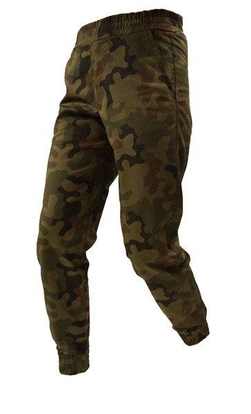 7ae118e0e4c4c1 Spodnie joggery moro damskie z kieszenią   Ona \ Spodnie wojskowe ...