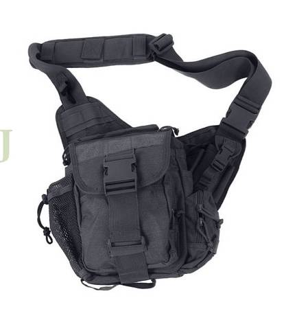 Torba na ramię Texar commander black